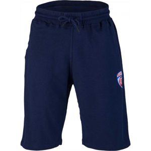 Russell Athletic SHIELD SHORT tmavě modrá L - Pánské šortky