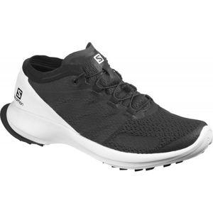 Salomon SENSE FLOW černá 9.5 - Pánské trailové boty