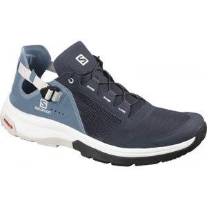 Salomon TECH AMPHIB 4 modrá 11 - Pánské sportovní boty