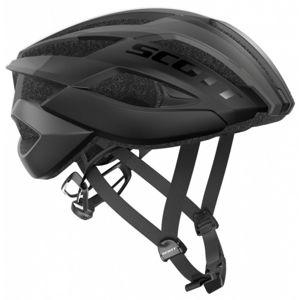 Scott ARX černá (51 - 55) - Cyklistická přilba
