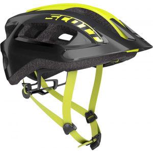 Scott SUPRA černá (54 - 61) - Cyklistická helma