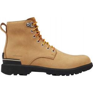 Sorel CARIBOU SIX WP MELLOW BU  8.5 - Pánská zimní obuv