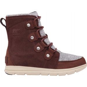 Sorel EXPLORER JOAN FELT  9 - Dámská zimní obuv