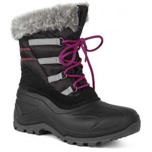 Spirale COPAX černá 40 - Dámská zimní obuv