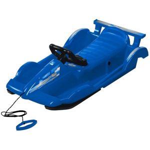 Sulov ALPEN RACE modrá NS - Plastový bob s volantem