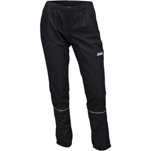 Swix TRAILS černá S - Všestranné sportovní kalhoty