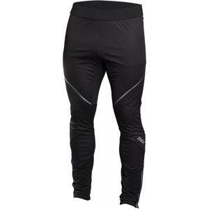 Swix DELDA černá XXL - Pánské softshellové kalhoty