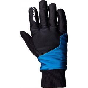 Swix ARA M černá 9 - Dokonale padnoucí teplé rukavice na běžecké lyžování