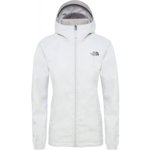 The North Face QUEST JACKET bílá XL - Dámská bunda