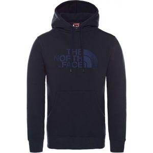 The North Face DREW PEAK PLV tmavě modrá L - Pánská mikina