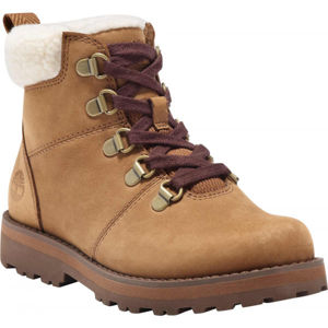 Timberland COURMA KID WL HIKER BRW  39 - Dětská zimní obuv