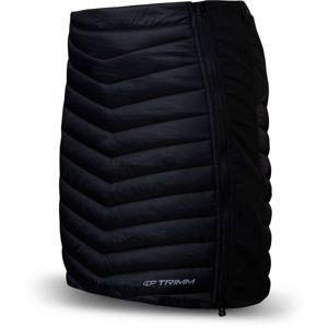TRIMM RONDA černá XS - Dámská zateplená sukně