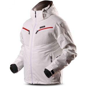 TRIMM TORENT bílá L - Pánská lyžařská bunda
