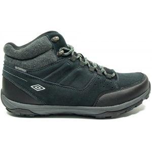 Umbro VALTO tmavě šedá 42 - Pánská outdoorová obuv