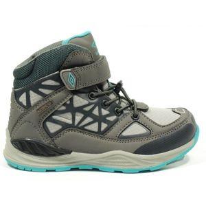 Umbro RAUD zelená 29 - Dětská outdoorová obuv
