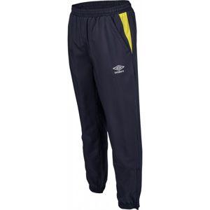 Umbro WOVEN PANT žlutá S - Pánské sportovní kalhoty