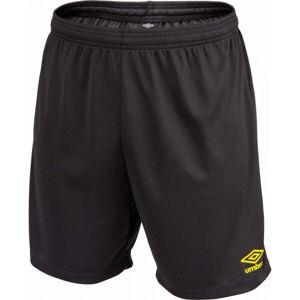 Umbro CLUB SHORT II černá L - Pánské sportovní kraťasy