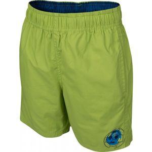 Umbro TOD zelená 152-158 - Chlapecké kraťasy