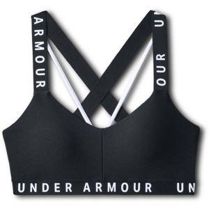 Under Armour WORDMARK STRAPPY SPORTLETTE černá XL - Sportovní podprsenka