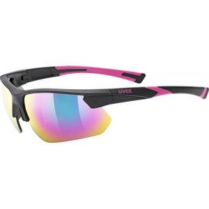 Uvex SPORTSTYLE 221 černá UNI - Cyklistické brýle
