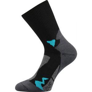 Voxx BOLT černá 29-31 - Univerzální turistické ponožky