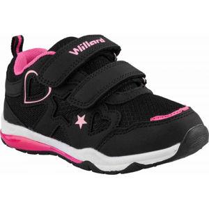 Willard RELICA černá 29 - Dětská volnočasová obuv