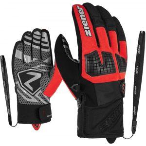 Ziener GEXON AS černá 10 - Pánské rukavice